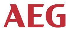 AEG Bedienungsanleitung